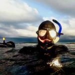 Snorkelling at Skerries